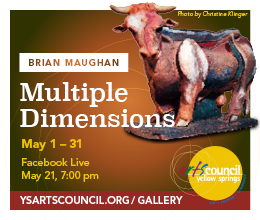 Brian Maughan - Multiple Dimensions